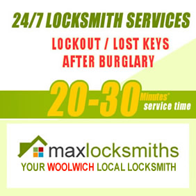 Woolwich locksmiths