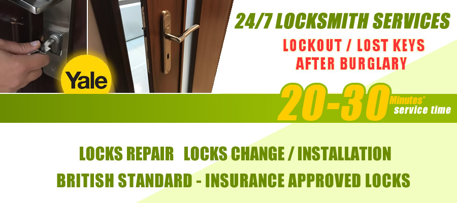 Royal Arsenal locksmith services